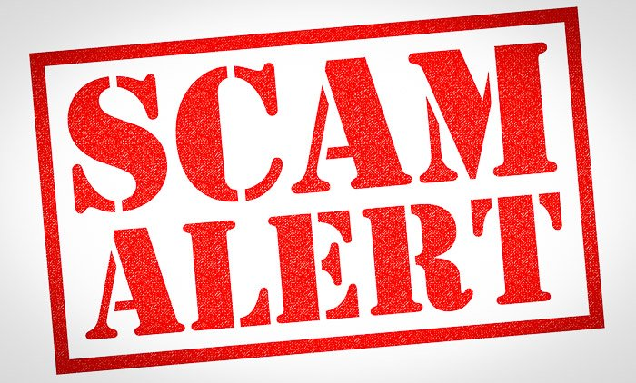 scam alert Ringwood Accountants Andersons and Associates